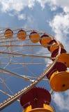 Pieza de la rueda de Ferris Foto de archivo libre de regalías