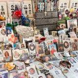 Monumento 911 (la capilla de San Pablo) Fotos de archivo libres de regalías