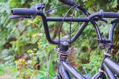 Pieza de una bicicleta de BMX foto de archivo