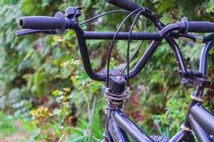 Pieza de una bicicleta de BMX imagen de archivo