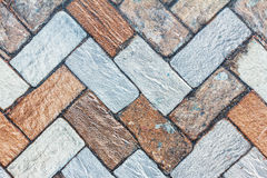 Pieza de una pared de piedra, para el fondo o la textura Fotografía de archivo