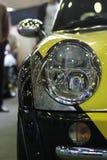Pieza del coche fotografía de archivo libre de regalías