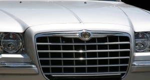 Pieza delantera del coche. Imagen de archivo libre de regalías