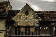 Pieza espeluznante de Kronstadt de la casa imagenes de archivo