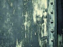 Pieza sólida del hierro Imágenes de archivo libres de regalías