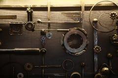 Piezas del coche Imagen de archivo libre de regalías