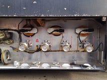 Piezas mecánicas Imagen de archivo