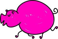 Pig royalty free illustration