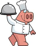 Pig Chef Royalty Free Stock Photo