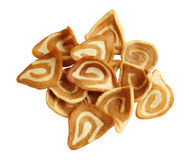 Pig Ear Biscuits Royalty Free Stock Image