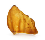 Pig ear dog chew toy Stock Photo