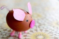 Pig egg Stock Image