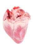 Pig heart Royalty Free Stock Photo
