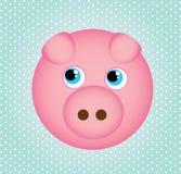 Pig icons Stock Photos