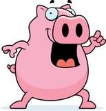 Pig Idea Royalty Free Stock Photo
