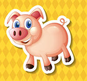 Pig Royalty Free Stock Photography