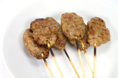 Free Pig Roasting Sticks Stock Images - 33518594