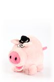 Pig toy. stock photo