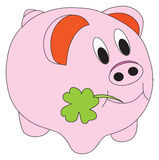 Pig Vector Illustration Stock Photography