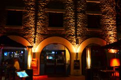 Free Pig & Whistle Pub Queenstown Stock Photos - 102661143