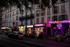 Pigalle Stock Photography