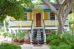 Pigeon key house Stock Photo