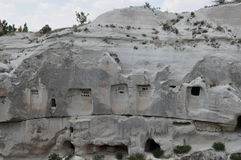 Pigeon Lofts, Red Rose Valley, Goreme, Cappadocia, Turkey Royalty Free Stock Image