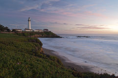 Pigeon Point Light House saw her 138th Birthday Stock Image