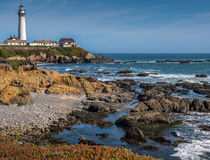 Pigeon Point Light Station Stock Photos