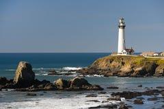 Pigeon Point Lighthouse Stock Photos