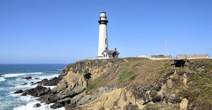 Free Pigeon Point Lighthouse Stock Images - 60223414
