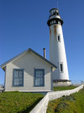 Pigeon Point Lighthouse stock image
