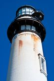 Pigeon Point Lighthouse. In Central California, USA Stock Photos