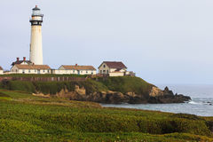 Pigeon Point Lighthouse Stock Images