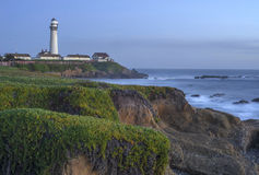 Pigeon Point Lighthouse Northern California Stock Photos