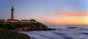Pigeon Point Lightouse Royalty Free Stock Images