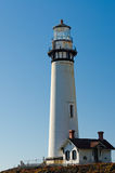 Pigeon Pointe Lighthouse. In Big Sur California Stock Photo