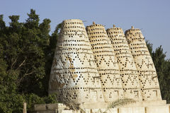 PIGEON TOWERS Royalty Free Stock Photography