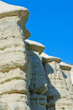 Pigeon valley in Cappadocia, Turkey Stock Photography