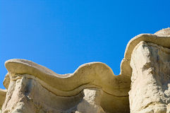 Pigeon valley in Cappadocia, Turkey Royalty Free Stock Image