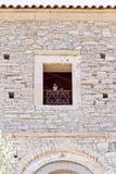 Pigeons on Samos Royalty Free Stock Image