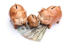 Piggy-τράπεζα Στοκ εικόνα με δικαίωμα ελεύθερης χρήσης