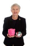 piggy банка домашнее Стоковая Фотография RF
