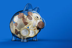 Piggy банк Стоковое Изображение RF