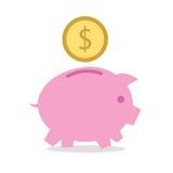 Piggy банк Стоковые Изображения RF