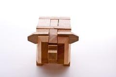 piggy древесина Стоковое Изображение