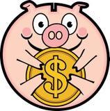 Piggy Imagens de Stock