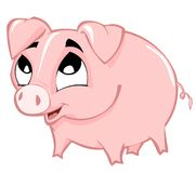 Piggy Royalty Free Stock Image