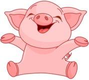 piggy royalty-vrije illustratie