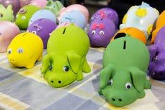 Piggy банк Стоковое фото RF